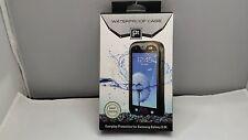 Platinum Series -SGC13SB Waterproof Case for Samsung Galaxy S III Phones- Black