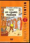 DVD TINTIN - Les CIGARES du PHARAON langue Française zone 2 dessin animé bd NEUF