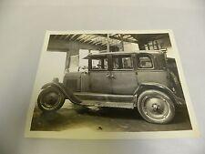 """Vintage Antique Original Car Accident Damage Photo Picture 8"""" x 10"""" (D4)"""
