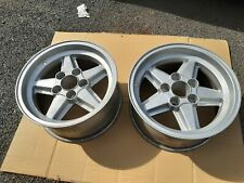 Old school ronal penta wheels 8x16 Mercedes 5x112 VW syncro Mercedes alloys
