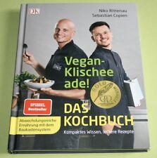 Vegan-Klischee ade ! Das KOCHBUCH * Rittenau / Copien * Küche * Rezepte * 2020