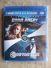 Drive Angry / Constantine - Doppio Film Blu-ray Disc nuovo