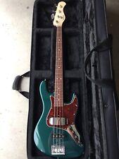 Sadowsky Metro RV4 Electric Bass Guitar Sherwood Green