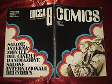 FANZINE DI FUMETTI COMICS N°5 NOVEMBRE 1972 UNA DISCESA NEL MAELSTROM E.A.POE