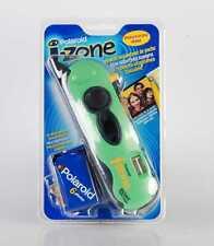 Polaroid i-zone Sofortbildkamera grün Instant Camera / Sammler / OVP / #C11-3