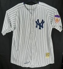 MICKEY MANTLE MITCHELL & NESS 1951 ROOKIE NEW YORK YANKEES JERSEY