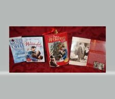 Its a Wonderful Life. DVD,  2-Disc Set,  Colorized/BW Gift Set with Bell  NEW