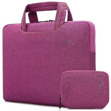 10 - 14 inch laptop tablet bag sleeve case Pink Rawboe