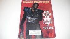 11/10/1986 - How to stop the injury plague in the NFL - Sports Illustrated