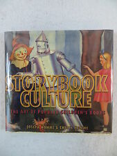 Joseph Homme & Cheryl Homme STORYBOOK CULTURE 1st American Edition c.2002
