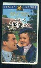 1995 Family Features Color Version Shirley Temple THE LITTLE PRINCESS VHS sealed