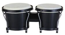 WEINBERGER Bongo Set hochwertige Verarbeitung Gr. 6+7 Massivholz schwarz NEU