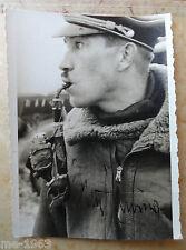 original Foto JAGDFLIEGER Kommodore  JG  26 A.G.