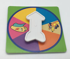 DORA PLAY PARK ADVENTURE Board Game Replacement Piece Part SPINNER ONLY