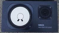 Yamaha NS-10M Studio Monitor Speaker - ONE
