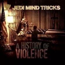JEDI MIND TRICKS - A History of Violence 2xLP RED COLORED VINYL Vinnie Paz NEW