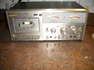 Vintage 1979 Harmon Kardon HK -3500 stereo cassette deck
