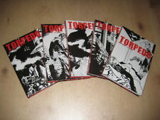 Torpedo Band 1,2,3,4,5 - Verlagsvergriffen - Bernet