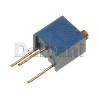5pcs 3266W-1-502LF Bourns Trimpot Cermet Trimmer POT 12 Turn .25W 5K Ohm