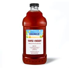 CoolBreeze Frozen Drink Flavor Syrups - Super Cherry