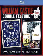 William Castle Double Feature: 13 Ghosts/13 Frightened Girls (Blu-ray Disc)
