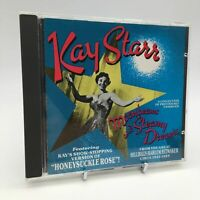 KAY STARR MOONBEAMS AND STEAMY DREAMS 1945-1949 Rare HILLBILLY-HARLEM CD Album