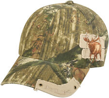 New, ELK, Mossy Oak Infinity Camo,  embroidered,  hat/cap.