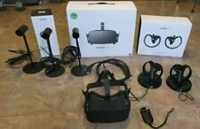 Oculus Rift CV1 - Combo Pack - Extra Sensor, Touch Controllers, Xbox Controller