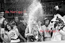 Gilles Villeneuve Ferrari 312 T4 South African Grand Prix 1979 Photograph 3