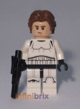 Lego Han Solo Stormtrooper (No Helmet) from Set 75159 Death Star NEW sw772