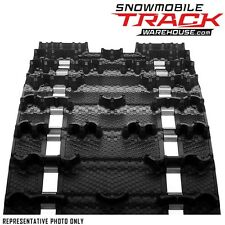 "CAMOPLAST COBRA Snowmobile Track 15 x 128 x 1.352"" Lug, Clipped Every Other"