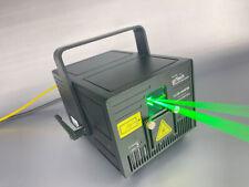 5W Club-5000F FB4 RGB Showlaser mit Flashback 4 Interface und QuickShow Software