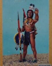Series 77 A/39 Young Eagle, Plains Indian 1870 never painted(Loc = F2)