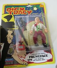 Dick Tracy Coppers, Gangsters, Pruneface figure MOC 1991