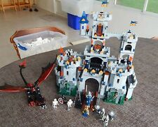 LEGO Castle 7094 Kings Siege 99% Complete