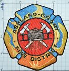 MICHIGAN, ASHLAND GRANT FIRE DISTRICT PATCH