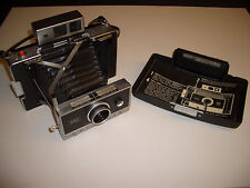 Vintage POLAROID 250 Automatic Land Camera with manual and cold clip