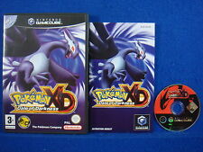 gamecube POKEMON XD GALE OF DARKNESS Game Nintendo PAL English WII