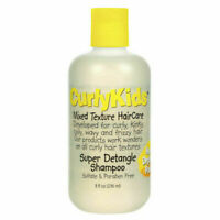CurlyKids Mixed Texture Haircare  Super Detangle Shampoo 236ml