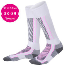Thermal Snow Ski Long Boot Socks Adult Child Warm Sports Hiking Soft Socks