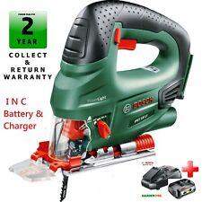 SALE (INC Battery & Charger) Bosch PST18Li TOOL Jigsaw 0603011002 3165140577175