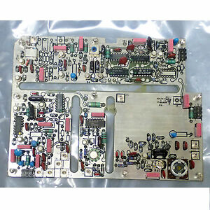 RACAL RA6778C HF HAM RECEIVER A16 34MHZ GEN BFO & 1MHZ DIV CIRCUIT ASSEMBLY!