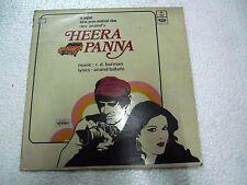 HEERA PANNA R.D.BURMAN TWISTED PSYCH FUNK PERCUSSIVE fuzz psych jazz moog LP VG+