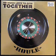 """Together So Much Love To Give 12"""" Vinyl DJ Falcon Thomas Bangalter Roulé Roule"""