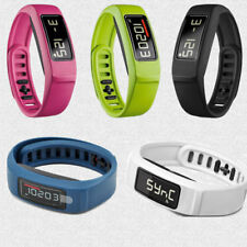 Garmin Vivofit 2 Small 100 % Genuine Fitness Band Only Black Blue White Pink