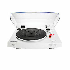 Audio-Technica At-lp3 WH Fully Automatic Turntable At91r (white)