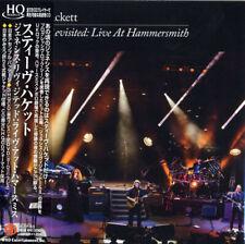 STEVE HACKETT, GENESIS REVISITED : LIVE AT HAMMERSMITH, 3 x CD + 2 x DVD, JAPAN