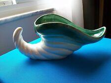 Hull Pottery Regal Cornucopia Vase Planter #307 1960's