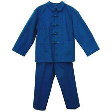 Costume Bleu de Chine Brut & Fixé  Anticher Filou Shanghai toutes tailles
