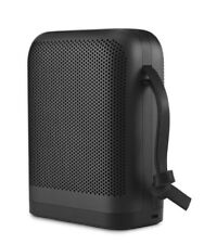 Bang and Olufsen Beoplay P6 Portable Splash-Resistant Bluetooth Speaker Black